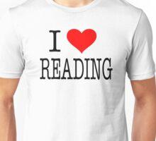 I Love Reading Unisex T-Shirt