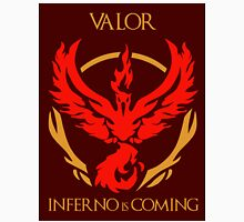 Team Valor - Inferno is Coming Unisex T-Shirt