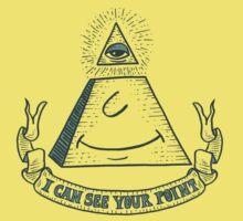 Eye of Compliance Kids Tee