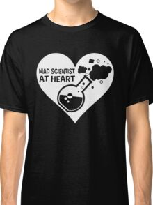 Mad Scientist at Heart Classic T-Shirt