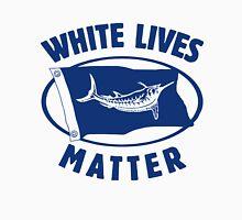 WHITE MARLIN LIVES MATTER Shirt Unisex T-Shirt
