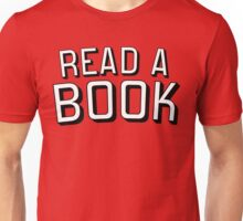 Read A Book Unisex T-Shirt