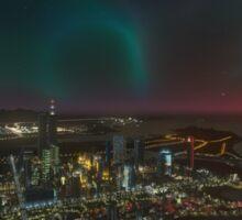 Cities: Skylines Night Sticker