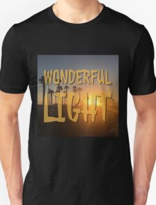Wonderful Light in color Unisex T-Shirt