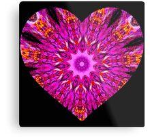 Heart  Chakra Metal Print