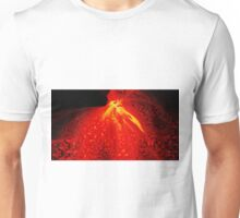 Icarus Collage by Floria Rey Unisex T-Shirt