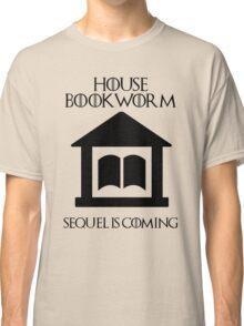 house bookworm Classic T-Shirt