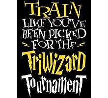 Triwizard Tournament Photographic Print