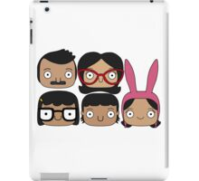 Bobs Burgers Character Doodle iPad Case/Skin