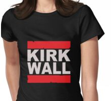 Kirkwall - Fly Your Colours Womens Fitted T-Shirt