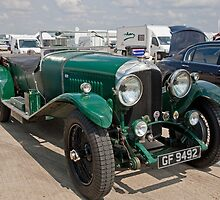 Bentley  Sport 1930 4398cc by Keith Larby