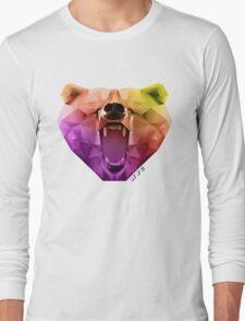 Mr, Bear Long Sleeve T-Shirt