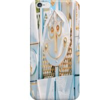 It's A Small World Clock Face iPhone Case/Skin