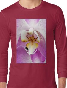 Violet Orchid Long Sleeve T-Shirt