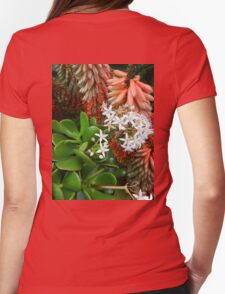 Agave & Jade Womens Fitted T-Shirt