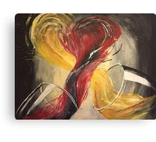 Wine-not Canvas Print