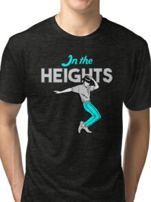 Dancing In the Heights Tri-blend T-Shirt