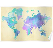 Colouring The World Poster