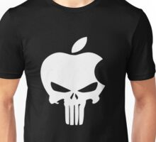 Hackintosh With Skull Logo  Unisex T-Shirt