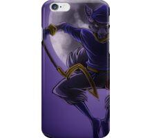 Master thief iPhone Case/Skin