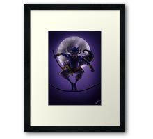 Master thief Framed Print