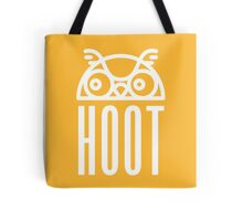 Hooty Owl Tote Bag