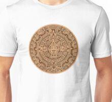 mayan aztec mythical calendar 2012 doomsday Unisex T-Shirt