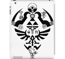 Magic Shield iPad Case/Skin
