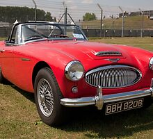 Austin Healey Sport  1966 2916cc by Keith Larby