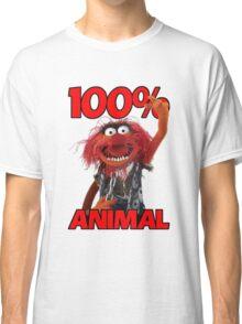 Muppets 100 Animal oder Geburtstagsgeschenk Classic T-Shirt