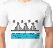 San Francisco (Be Sure To Wear Flowers In Your Hair) Unisex T-Shirt