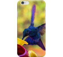 I Drink With Forked Tongue iPhone Case/Skin