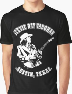 Stevie Ray Vaughan Graphic T-Shirt