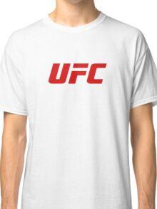 UFC Logo Blood Red | 2016 Classic T-Shirt