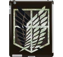 Scouting Legion ( vintage ) iPad Case/Skin