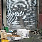 Alley Face by Ethna Gillespie