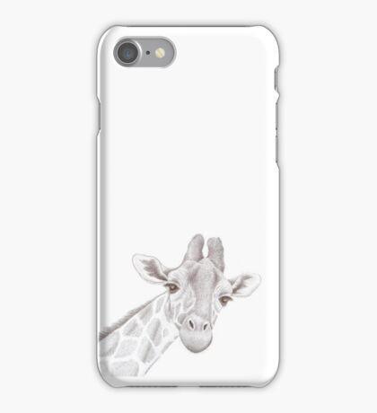 """Giraffe"" iPhone Case/Skin"