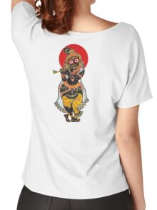 Lord_Jagganath_Mantra_2 Women's Relaxed Fit T-Shirt