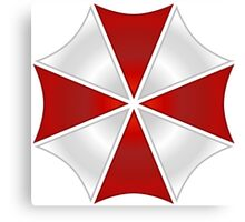 Umbrella Corporation Logo | Resident Evil | 2016 Canvas Print