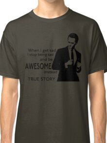 himym Barney Stinson Suit Up Awesome TV Series Inspired Classic T-Shirt