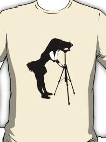 Photographer Grrl T-Shirt