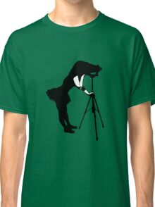 Photographer Grrl Classic T-Shirt