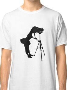 Photographer Grrl Classic T-Shirt