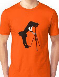 Photographer Grrl Unisex T-Shirt