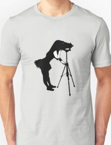 Photographer Grrl T-Shirt