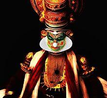Kathakali  by lamiel