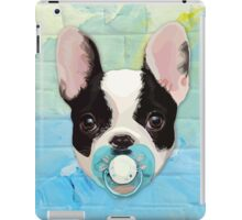 Baby Bulldog 2 iPad Case/Skin