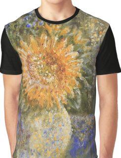 The Sunflower Graphic T-Shirt
