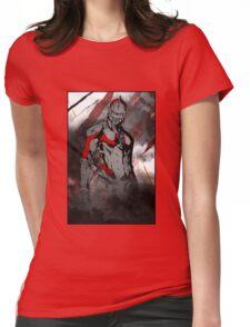 Ultraman Mangga Womens Fitted T-Shirt