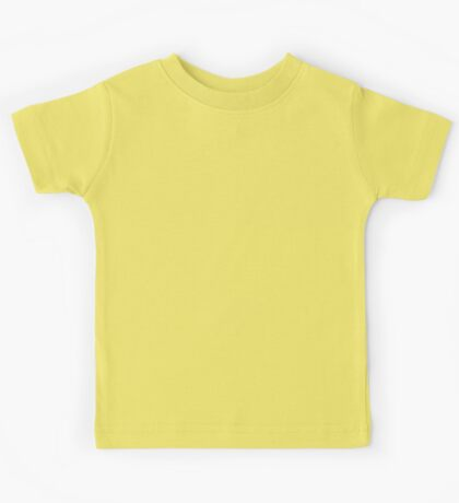 Simple black square Kids Tee